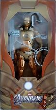"IRON MAN MIDAS VERSION GOLD ARMOR The Avengers 18"" 1/4 Scale Figure Neca 2014"