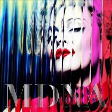 MADONNA - MDNA [Deluxe Edition] [PA] (CD 2012) 2 CD's