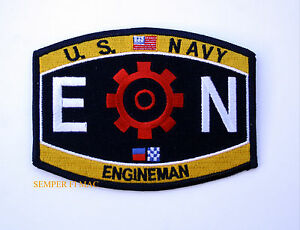 US-NAVY-ENGINEMAN-EN-RATING-HAT-PATCH-USS-PIN-UP-USN-GEARS-ENLISTED-CHIEF-GIFT