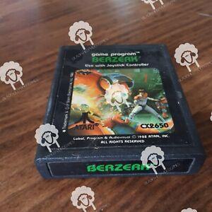 BERZERK-Atari-2600-Cartridge-Only-NTSC-U-C-Tested-amp-Working