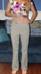 Victoria-039-s-Secret-Body-By-Victoria-Christie-Fit-khaki-pants-dress-career-4