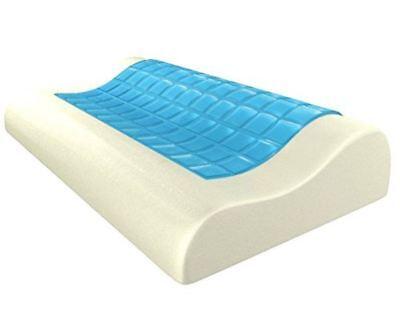 Snug Contour Memory Foam Pillow with