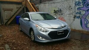 2011 Hyundai Sonata Hybrid Mature Family Owned, Safety Included