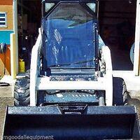Bobcat Front Door,vinyl Door Only,s130,s150,s160,s175,s185,s205,s220,s250,s300