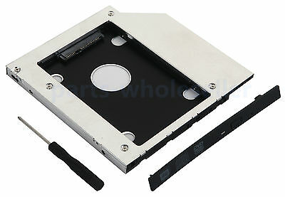 Generic 2nd Hard Drive Hdd Ssd Caddy for Asus X52s M51s A7u X50k Z9200