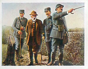 Soldiers-Georges-Clemenceau-Petain-War-Deutsches-Heer-WWI-WELTKRIEG-1918-CHROMO
