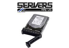 """DELL TK237//RY491//ST3146855SS//9Z2066-052 146GB 15K 3.5/"""" SAS HARD DRIVE WITH TRAY"""