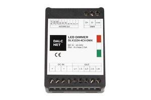Dalcnet-DLX1224-4CV-DMX-Led-Regulador-de-intensidad-DMX512-4-Ch-RGB-RGBW