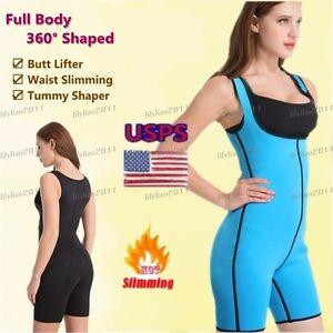 dbf525a798 Sweat Vest Waist Workout With Zipper Belly Control Cincher Sauna ...