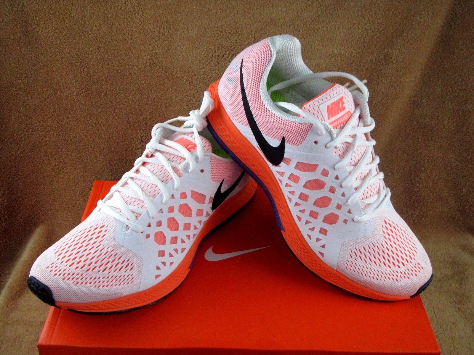 Nike Wmns Air Zoom Pegasus 31 WHT Shoe WHT 31 / BLK / Bright MNG / hypr GRP WMN es 5 baratos zapatos de mujer zapatos de mujer ce6345