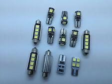 BMW Series 1 E81 E82 E87  FULL LED Interior Lights kit 12 pcs SMD Bulbs White