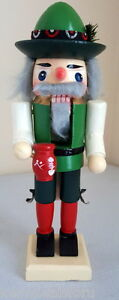 Retired-Vintage-Mays-Christmas-Nutcracker-Village-Circus-Clown-Decoration-1999