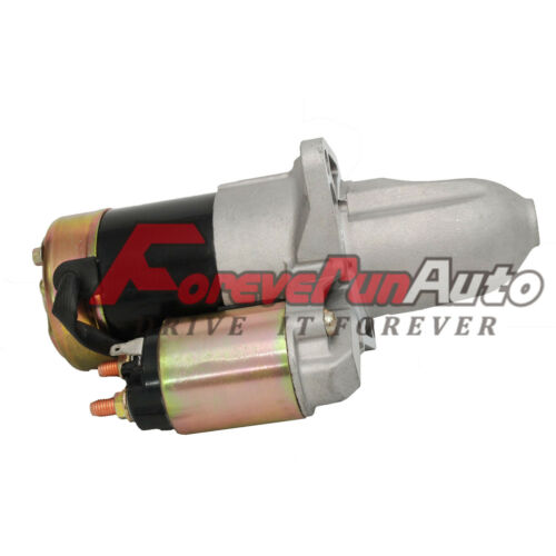 New Starter for Subaru Forester 2.5L Impreza 1.8L 2.2L 2.5L 97-03 Manual Trans
