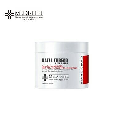 MEDI PEEL Naite Thread Neck Cream 100ml/3.4oz K-beauty Neck wrinkle care cream