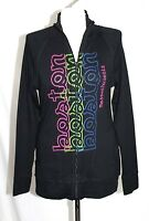 Kavio - - M - Boston Mass Graphic Logo Full Zip-up - 100% Cotton Sweatshirt