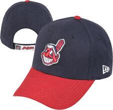 Cleveland Indians MLB Baseball  New Era Cap Kappe NEU 9forty Klettverschluss