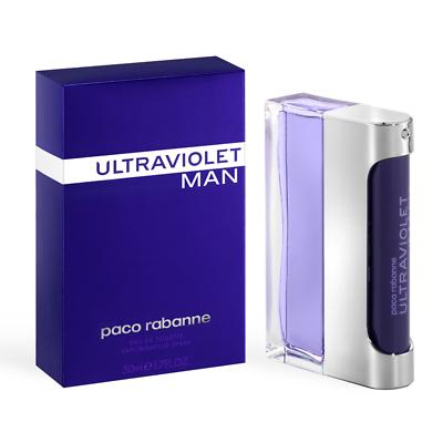 Paco Rabanne Ultraviolet EDT Eau de Toilette Spray para hombres 50ml 1.7fl.oz | eBay