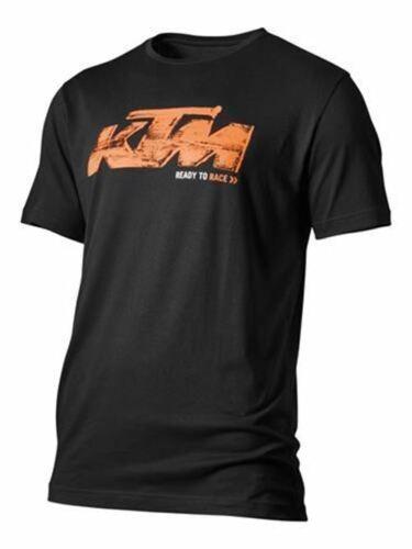 Official KTM Pure Logo Tee T shirt Merchandise
