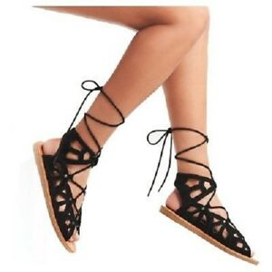 2787981b526 Image is loading Women-039-s-Nadine-Gladiator-Sandals-Mossimo-Supply-