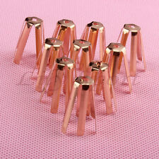 """10PCS Golf Brass Adaptor Shims .355"""" To .370"""" Accessories For Iron Steel Shaft"""