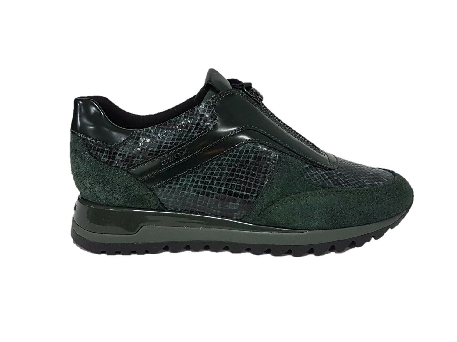 Geox sneaker donna d84aqa Tabely d84aqa donna verde n°39 8a4806