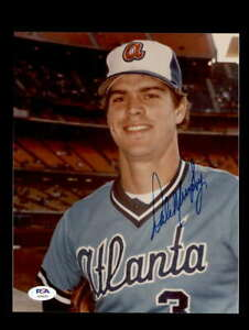 Dale-Murphy-PSA-DNA-Coa-Hand-Signed-8x10-Photo-Autograph
