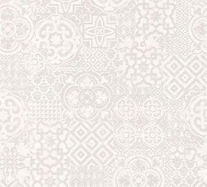 EUR-2-43-qm-Tapete-A-S-Creation-Porto-341452-34145-2-Patchwork-Vintage-Creme