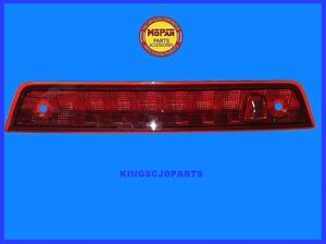 Image Is Loading JEEP GRAND CHEROKEE CENTER HIGH MOUNTED STOP LAMP
