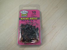 Kadee HO Scale Metal Couplers - #10 Medium Standard-Head (10 pr BULK PACK) - #5