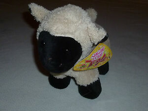 New W Tag Lamb Sheep Plush Toy Sugar Loaf Nwt Stuffed Farm Animal