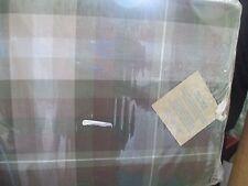 Pottery Barn Teen Parker Plaid sheet set duvet bedding set XL twin bed in bag