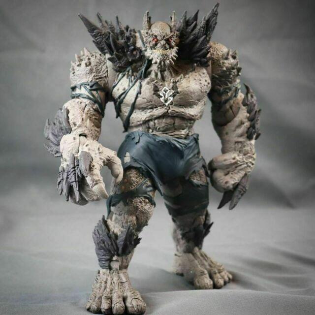 McFarlane Toys Batman Earth Metal (Devastator) 9 inch Action Figure