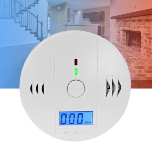 Kohlenmonoxidmelder CO MelderGasmelder Gas Warner Detektor LCD Display Sensor