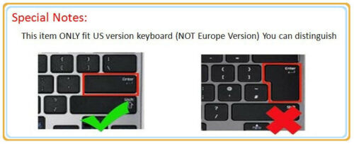 VOSTRO 15-7580 TPU Keyboard Protector Cover for Dell Inspiron G7-7588 G5-5587