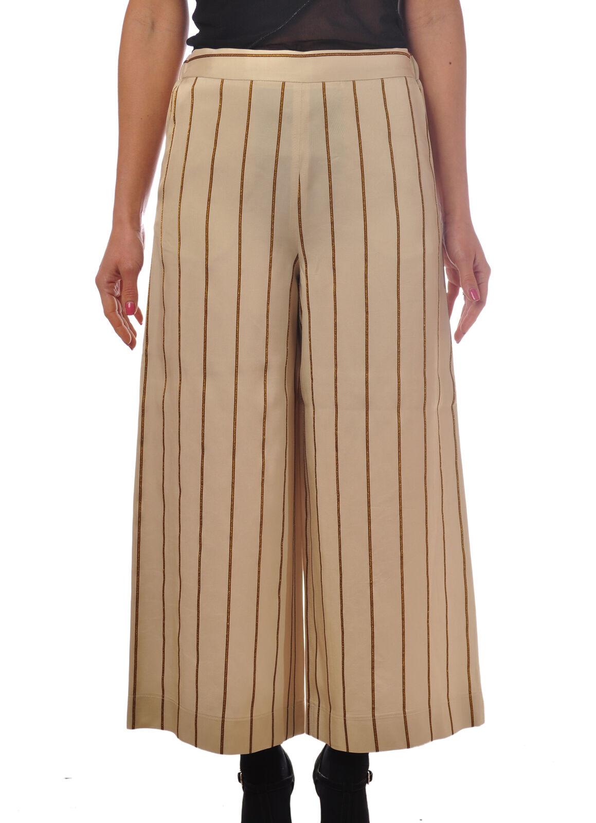 Meme - Pants-Pants - Woman - White - 5096710H185827