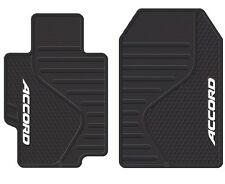 Plasticolor 001408R01 Honda Accord Driver Passenger Floor Mats New Free Shipping