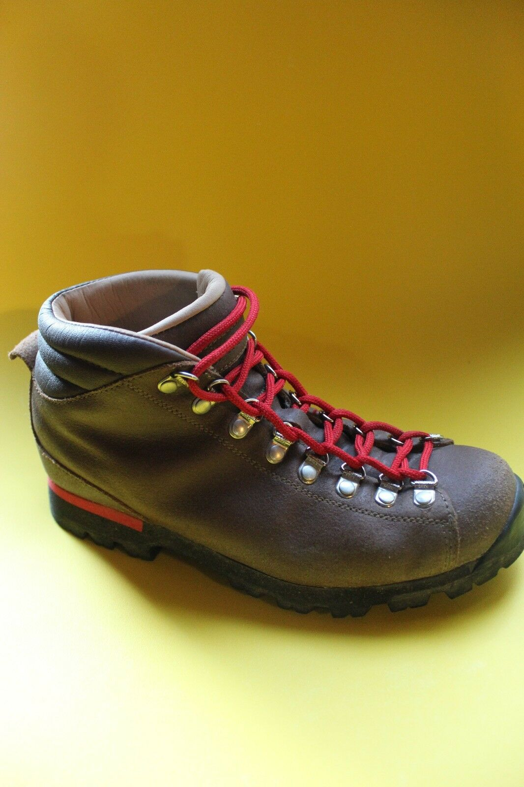 Scarpa Primitive Brown Hiking Boots 37 Women's Made in . ORP  225