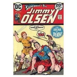 Superman-039-s-Pal-Jimmy-Olsen-1954-series-159-in-NM-minus-cond-DC-comics-wq