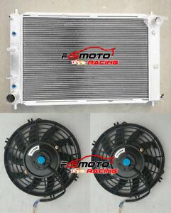 For 1997-2004 FORD MUSTANG GT//SVT V8 4.6L//5.4L AT Aluminum Racing Radiator