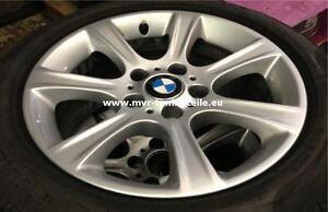BMW-3er-4er-17-Zoll-Alufelge-Alufelgen-Sternspeiche-394-7-5x17-ET37-gebraucht