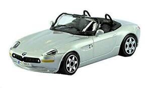 Nuevo-1-43-Diecast-Modelo-Coche-Street-fuego-Gama-BMW-Z8-En-Plata