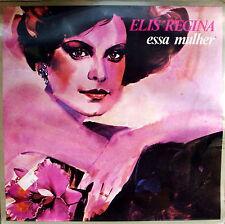 """ELIS REGINA - Essa Mulher 1985 LP 12"""" SIGILLATO"""