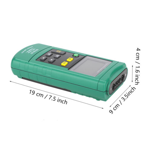 MS6818 AC//DC 400V Wire Cable Locator Metal Pipe Detector Tester Line Tracker