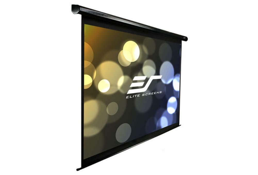 NEW Elite Screen VMAX120UWH2 VMAX2 Series 120 (16 9) MaxWhite Projector Screen