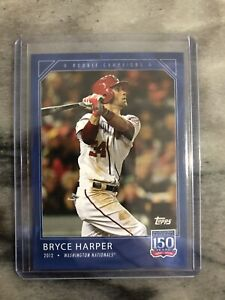 2019-Topps-150-Years-of-Baseball-Card-12-Bryce-Harper-Rookie-Campaigns