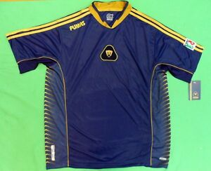 b4e437104 Image is loading Official-Licensed-Rhinox-Jersey-Pumas-UNAM-Size-L-