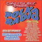 Polka Radio by Dan Gury (CD, 2007, DJRC)