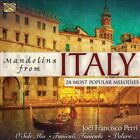 Mandolins from Italy: 24 Most Popular Melodies (CD, Feb-2012, Arc Music)