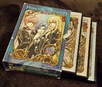 Princess Princess: Complete Collection (DVD, 3-Disc Set) anime series RARE OOP