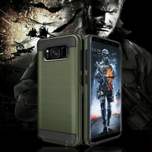 outlet store b2051 d5bfc Details about Military Shockproof Case Premium Cover SAMSUNG GALAXY S8  Active Waterproof Phone